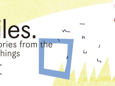 Exhibition Ars Electronica Festival. Logfiles. Stories from the Internet of Things.