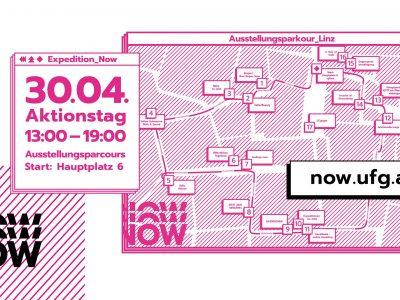 NOW - Ausstellungsparcours